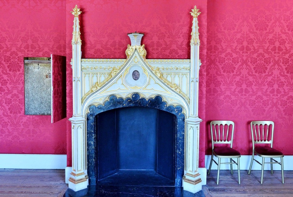 Strawberry Hill House - Fireplace 4