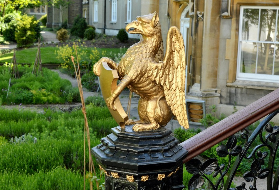 Strawberry Hill House - Griffon Figure