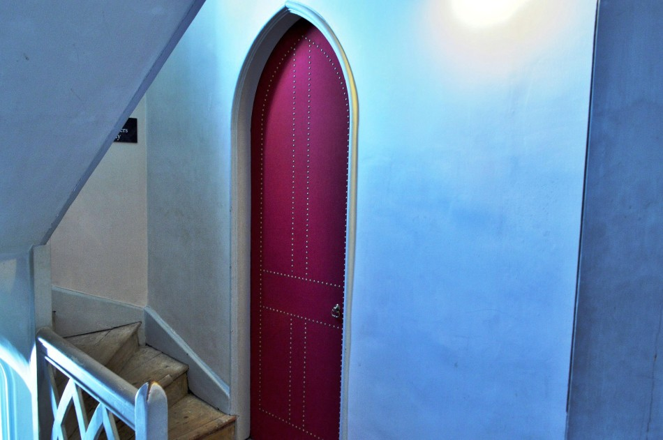 Strawberry Hill House - Secret Door