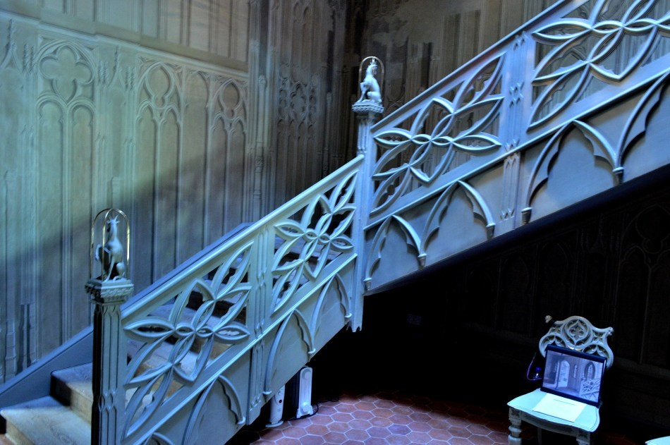 Strawberry Hill House - Stairs