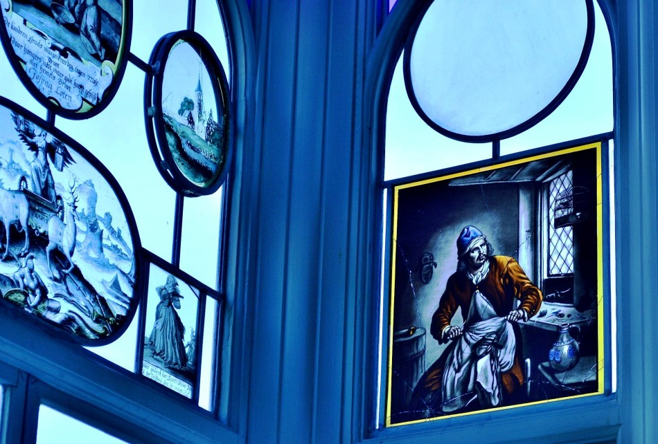 Strawberry Hill House - Window 1