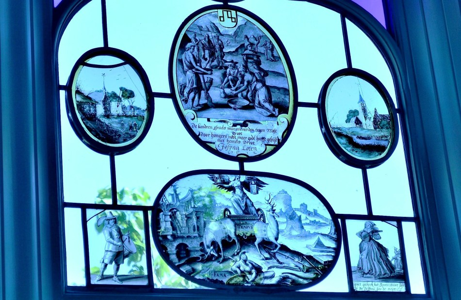 Strawberry Hill House - Window 2
