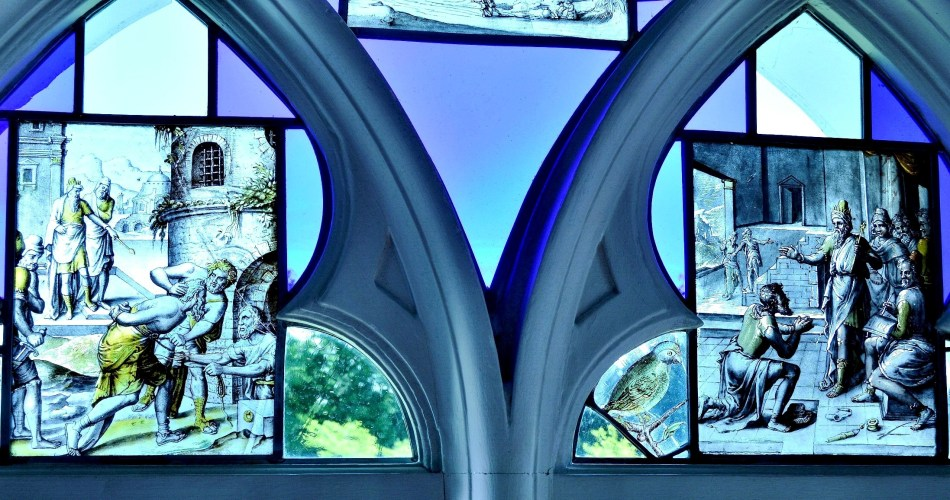 Strawberry Hill House - Window 4