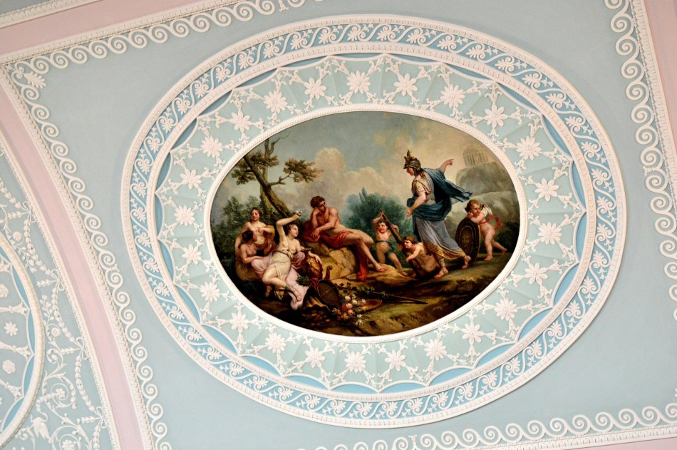 Ceiling Art 2 - Kenwood House