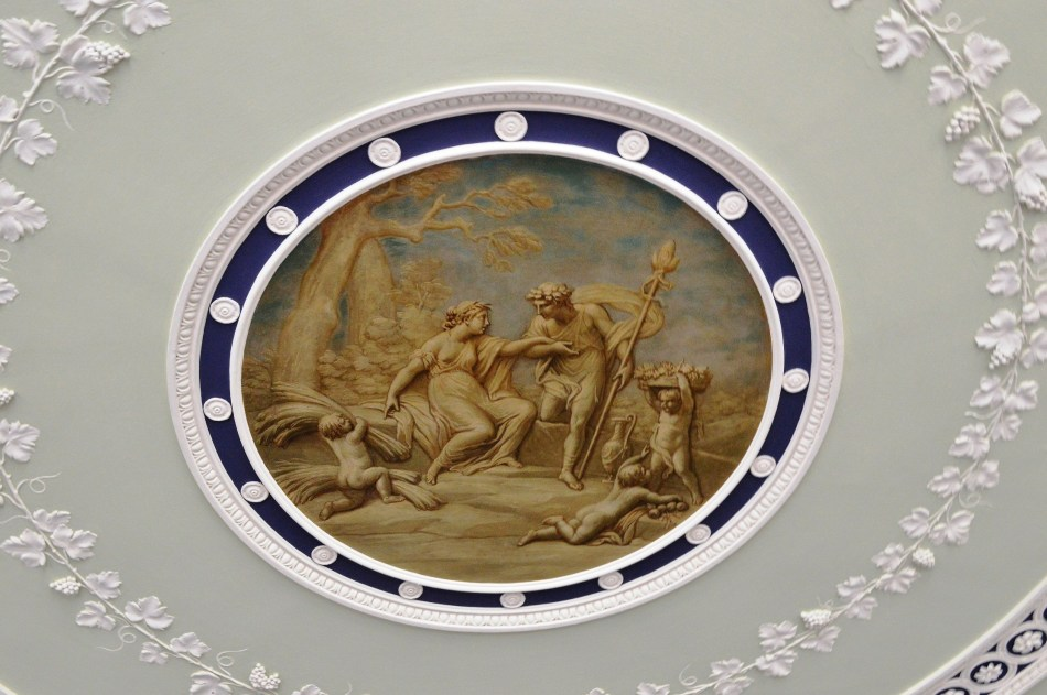 Ceiling Art - Kenwood House