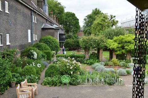 Geffrye Museum - Rear Garden 1