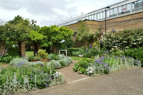 Geffrye Museum - Rear Garden 2