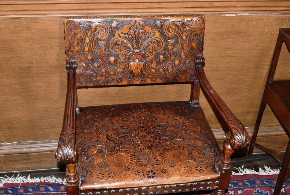 Sutton House Chair