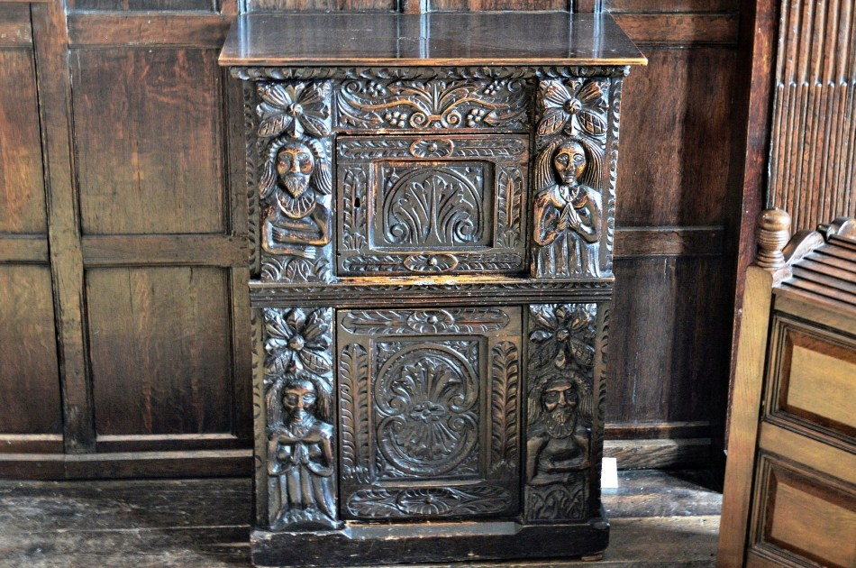 Sutton House Chest
