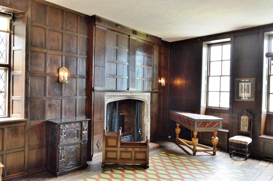 Sutton House Little Chamber