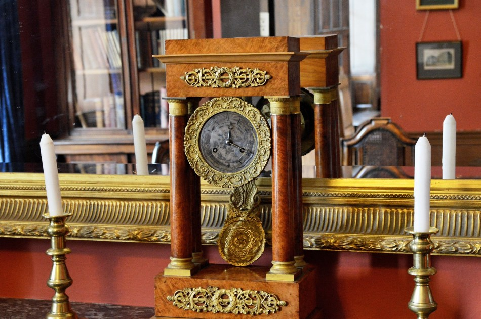 Sutton House Victorian Clock