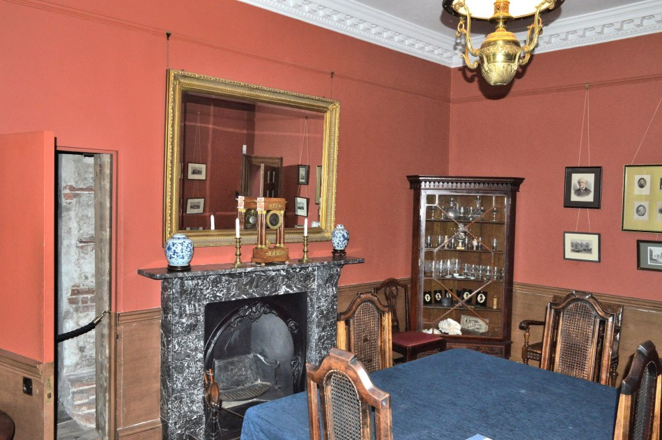 Sutton House Victorian Room