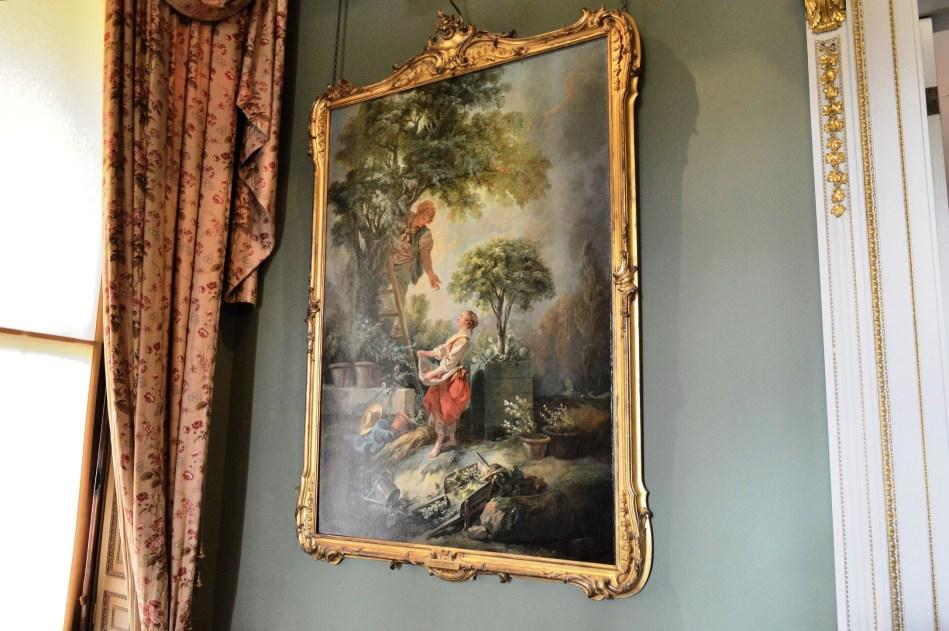 The Cherry Gatherers - Francois Boucher
