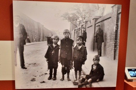 Geffrye Exhibition - Street Urchins