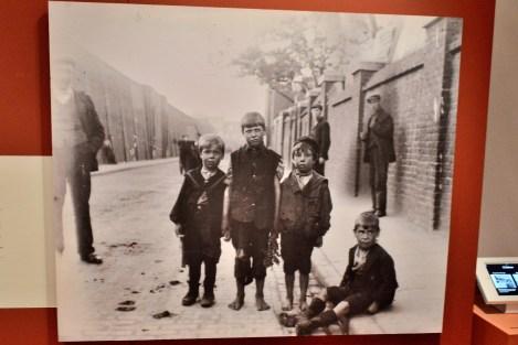 Geffrye Exhibition - Street Urchins
