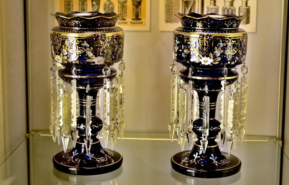 Geffrye Museum - Ornate Vases