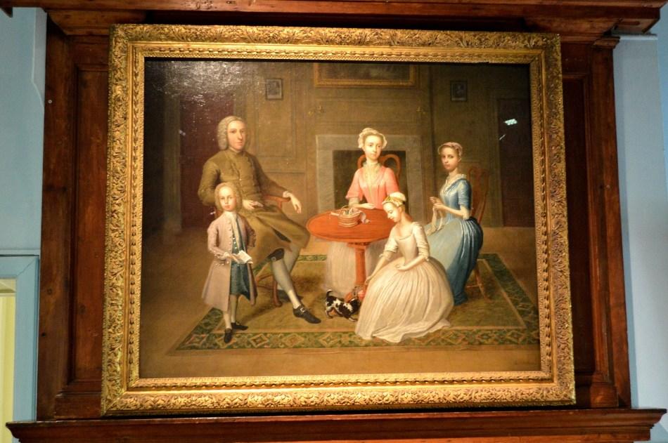 Geffrye Museum - Painting