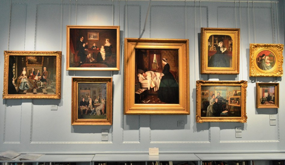Geffrye Museum - Paintings