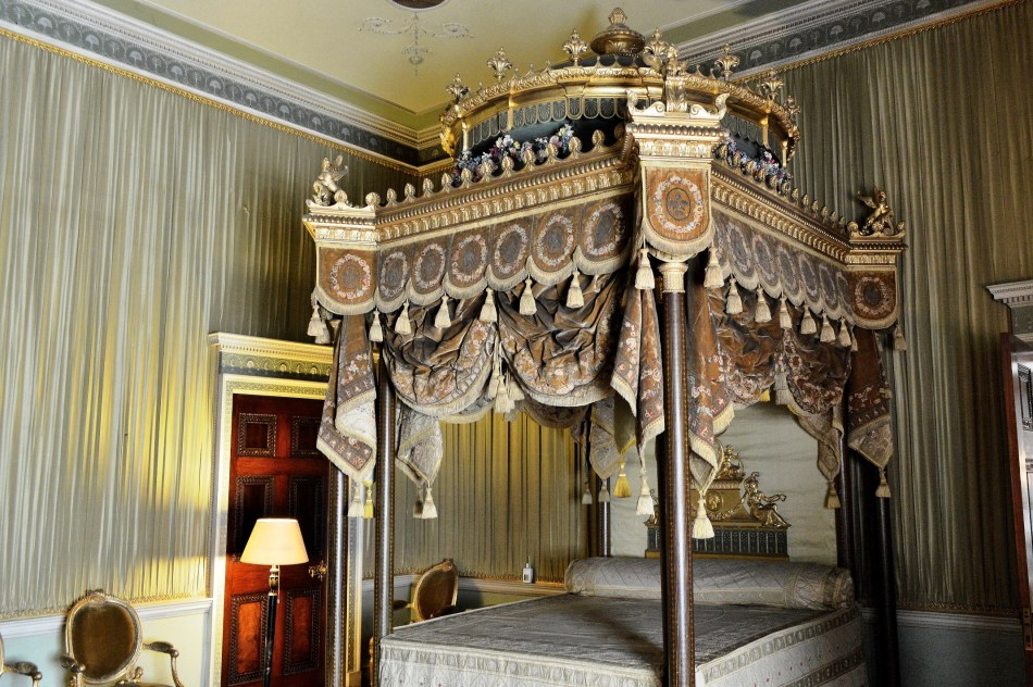 Osterley Park House - Bed