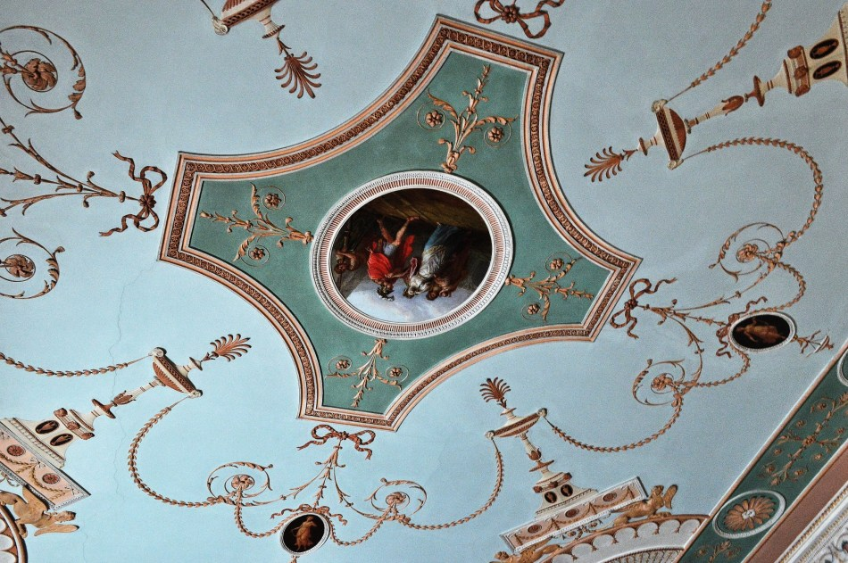 Osterley Park House - Ceiling
