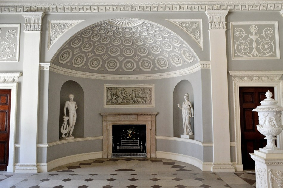 Osterley Park House - Foyer