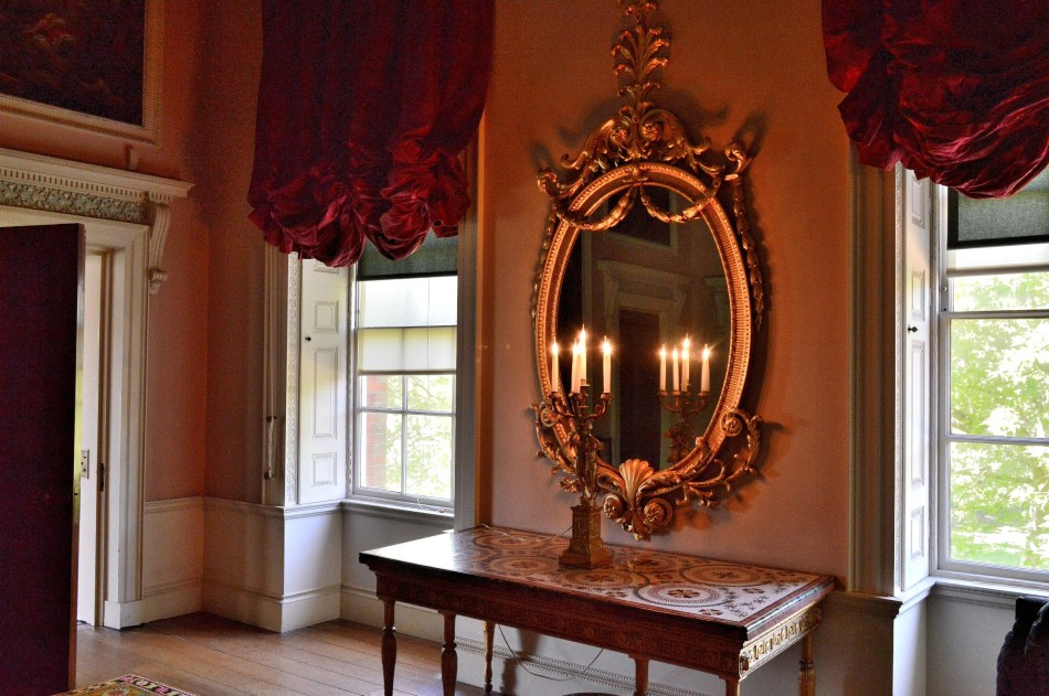 Osterley Park House - Mirror
