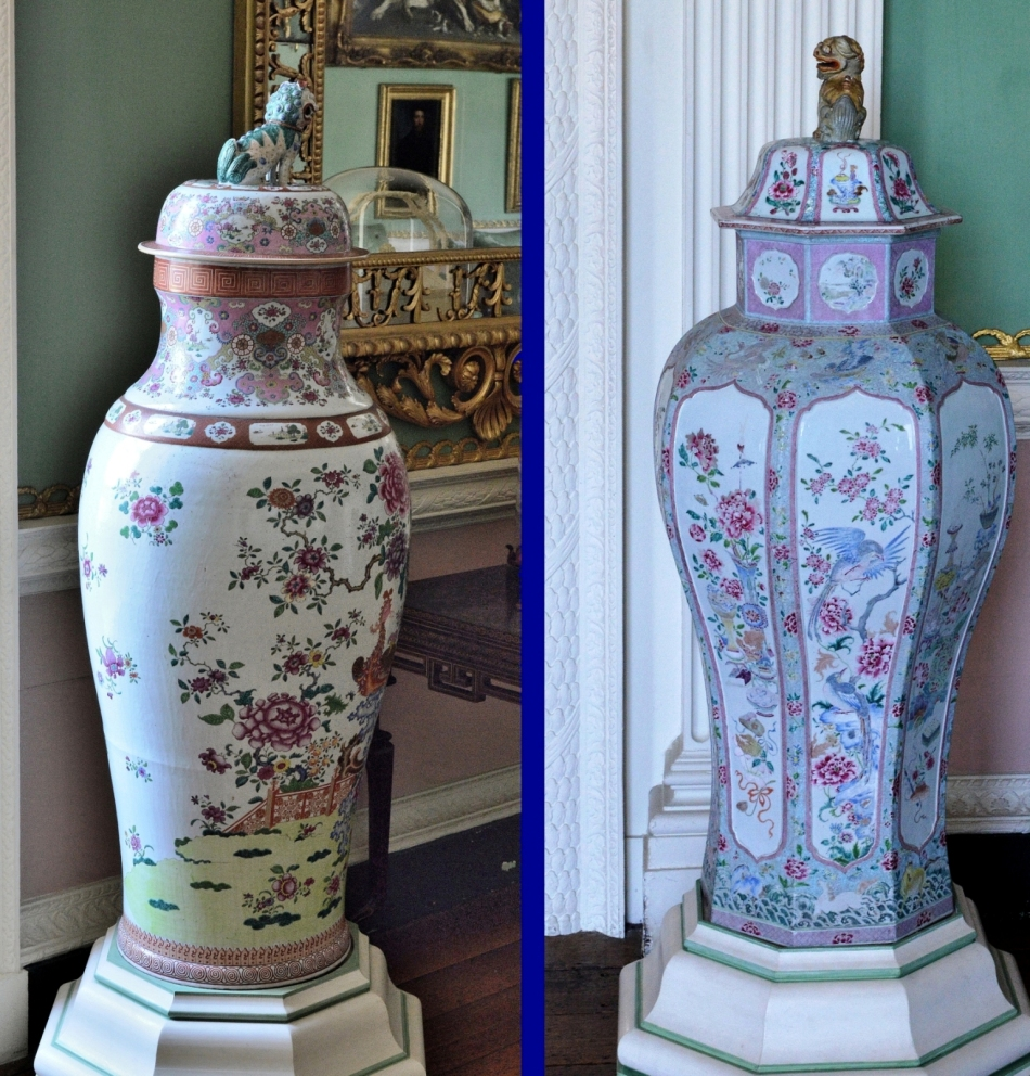 Osterley Park House - Vases