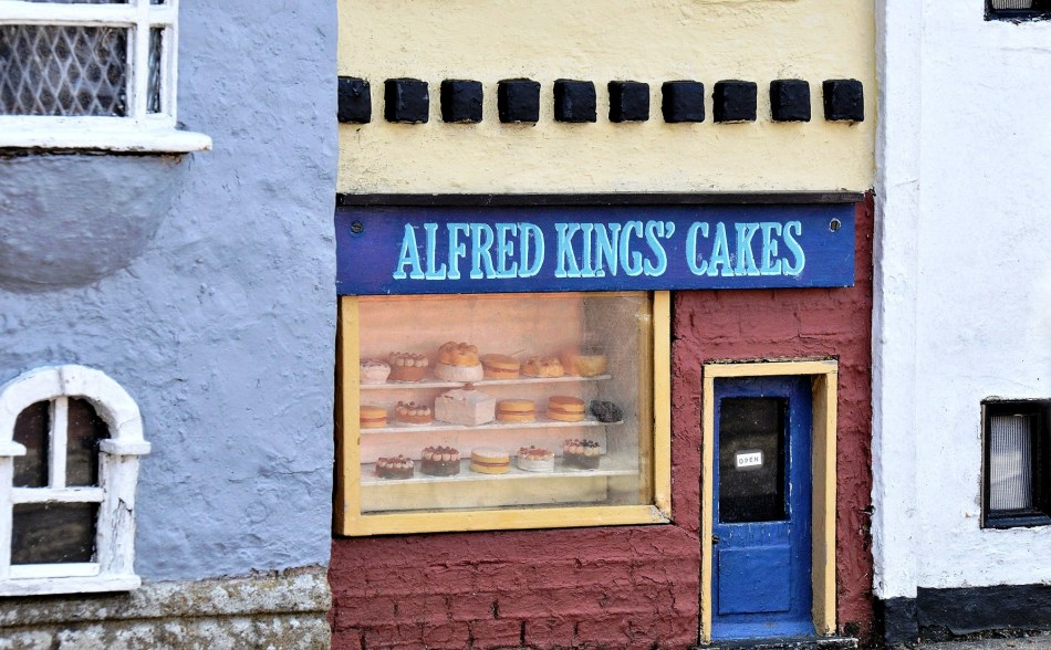 Bekonscot Model Village Cake Shop
