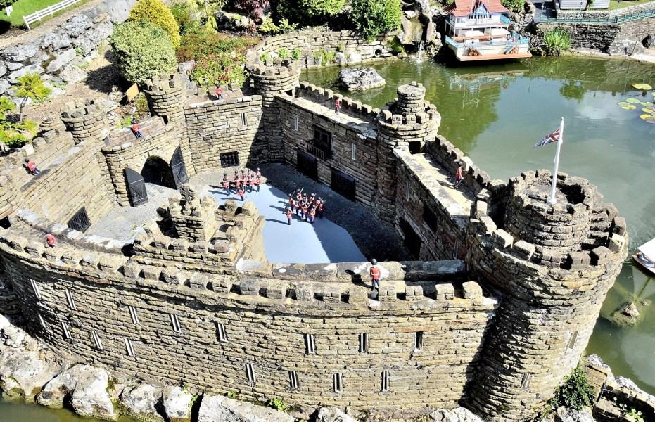 Bekonscot Model Village Castle