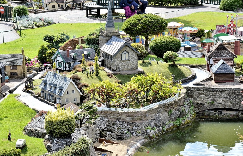 Bekonscot Model Village Church