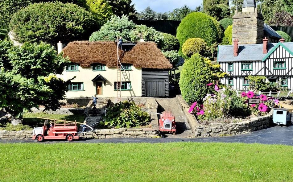 Bekonscot Model Village Cottage