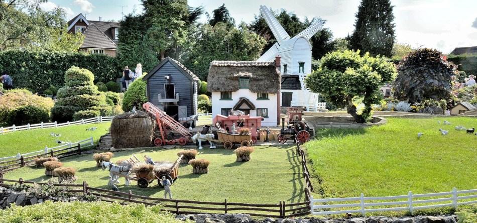 Bekonscot Model Village Farm