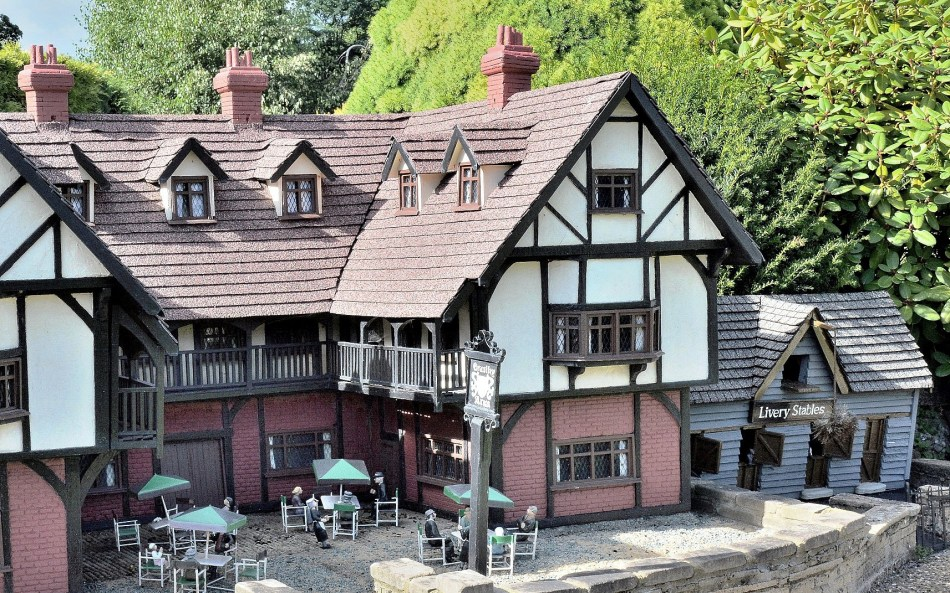 Bekonscot Model Village Inn