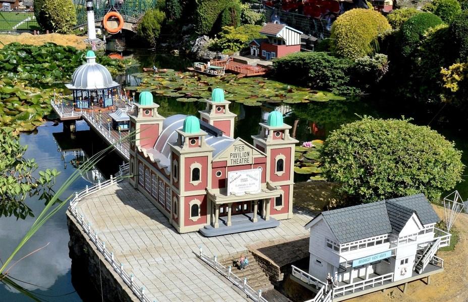 Bekonscot Model Village Pier