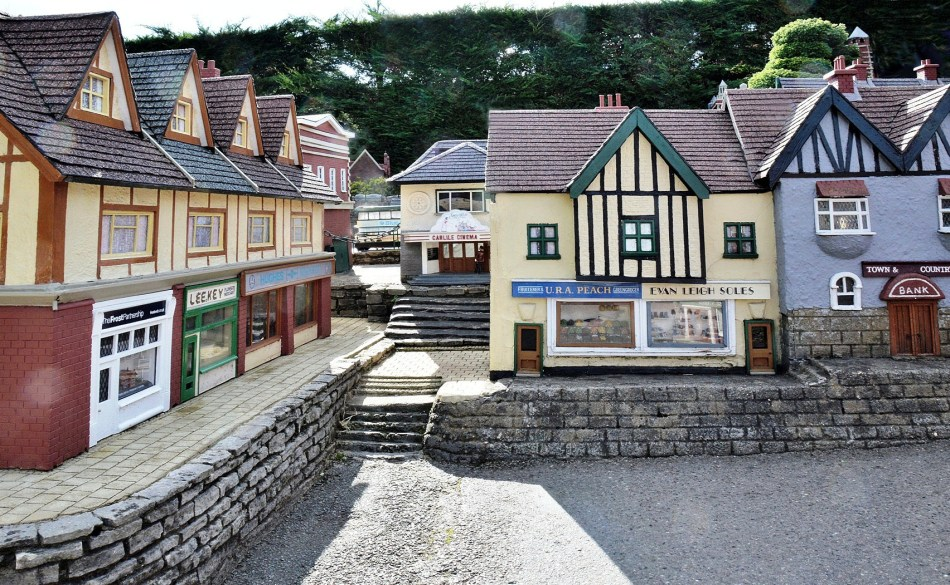 Bekonscot Model Village Shops