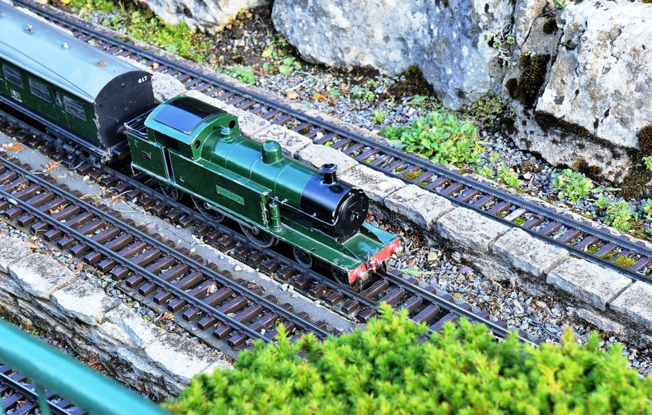 Bekonscot Model Village Train