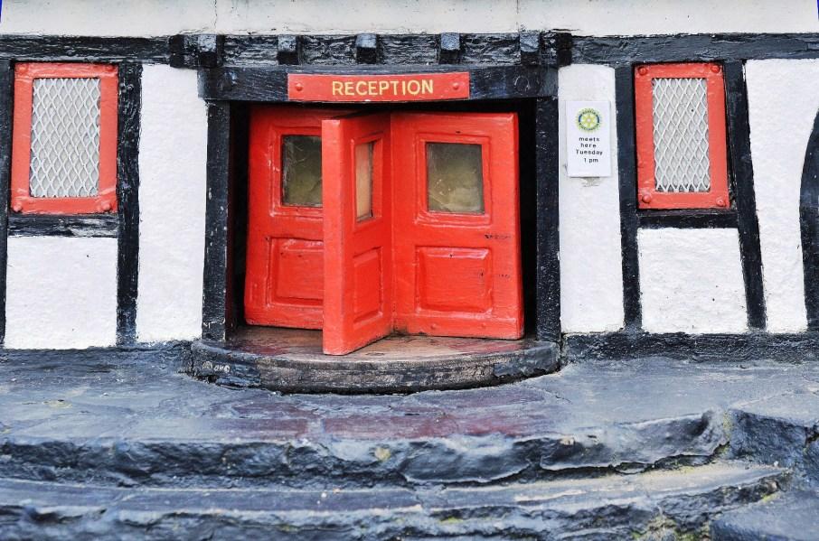 Bekonscot Model Village Tavern Entrance