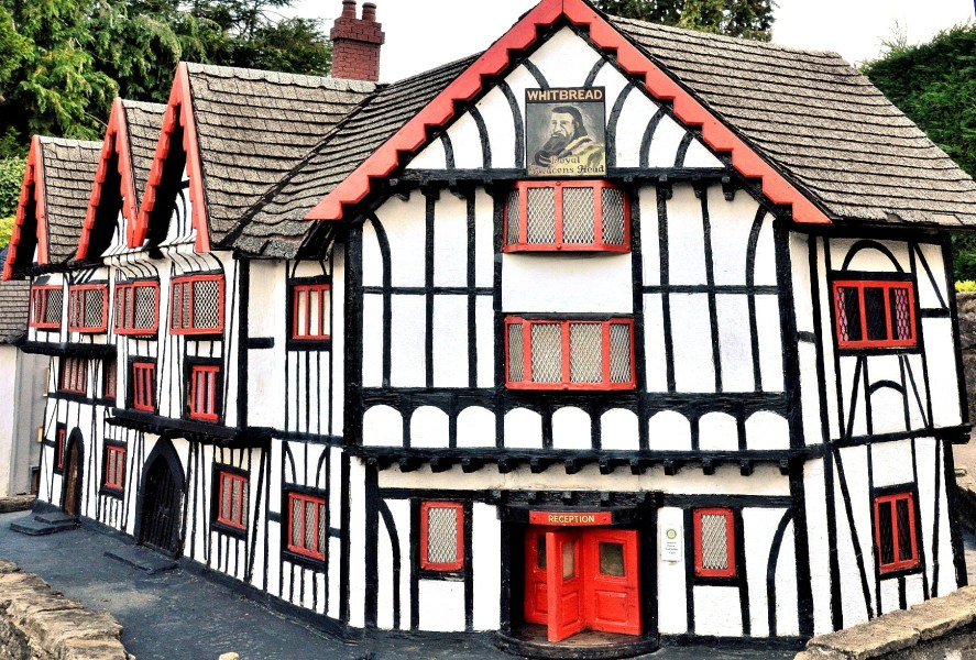 Bekonscot Model Village Tavern