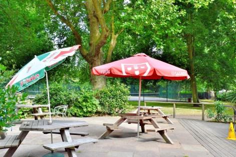 Vauxhall Park Cafe