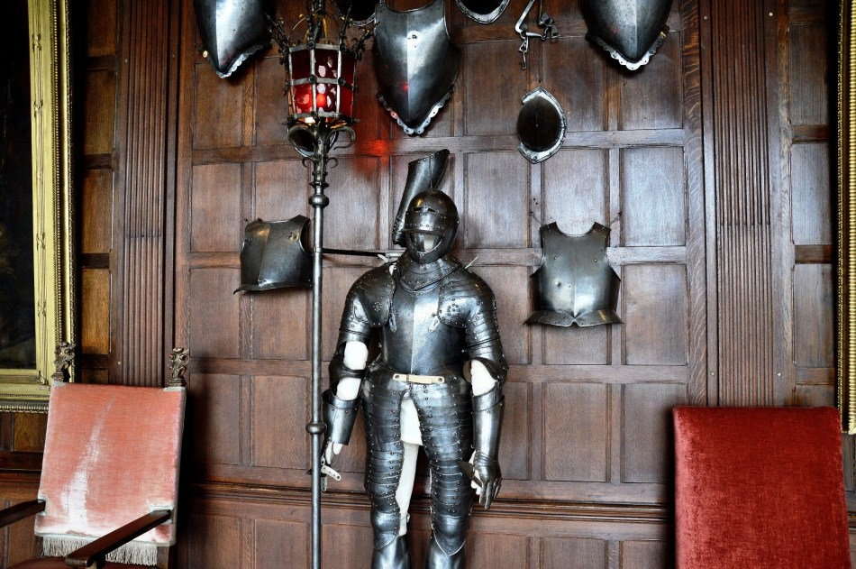 Armour at Hatfield House