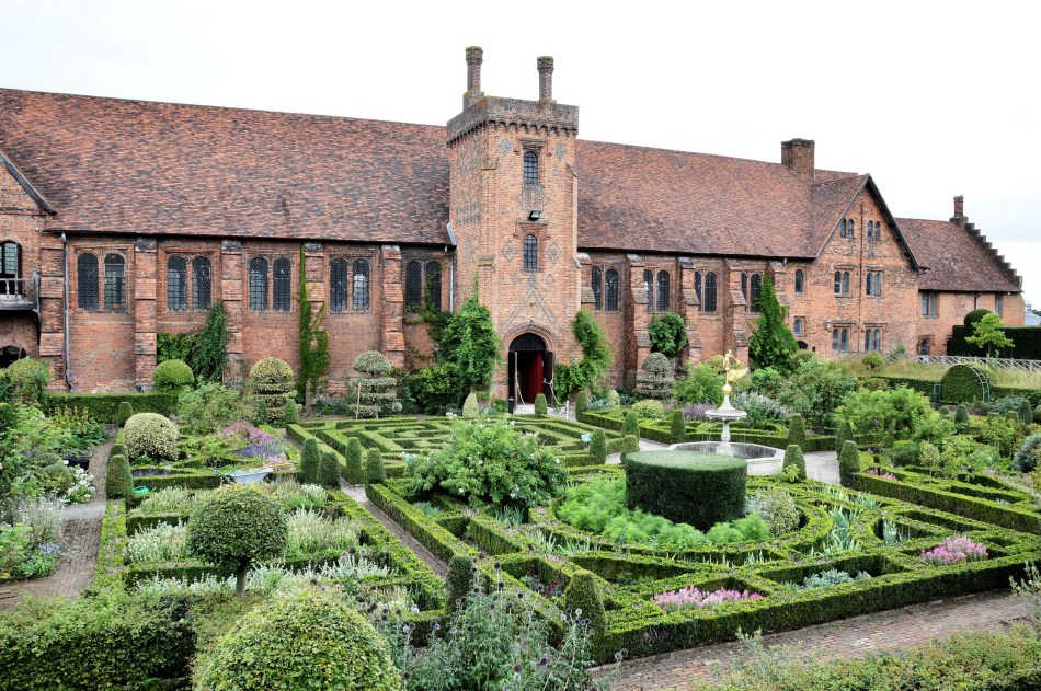 Hatfield House, Old House and Garden