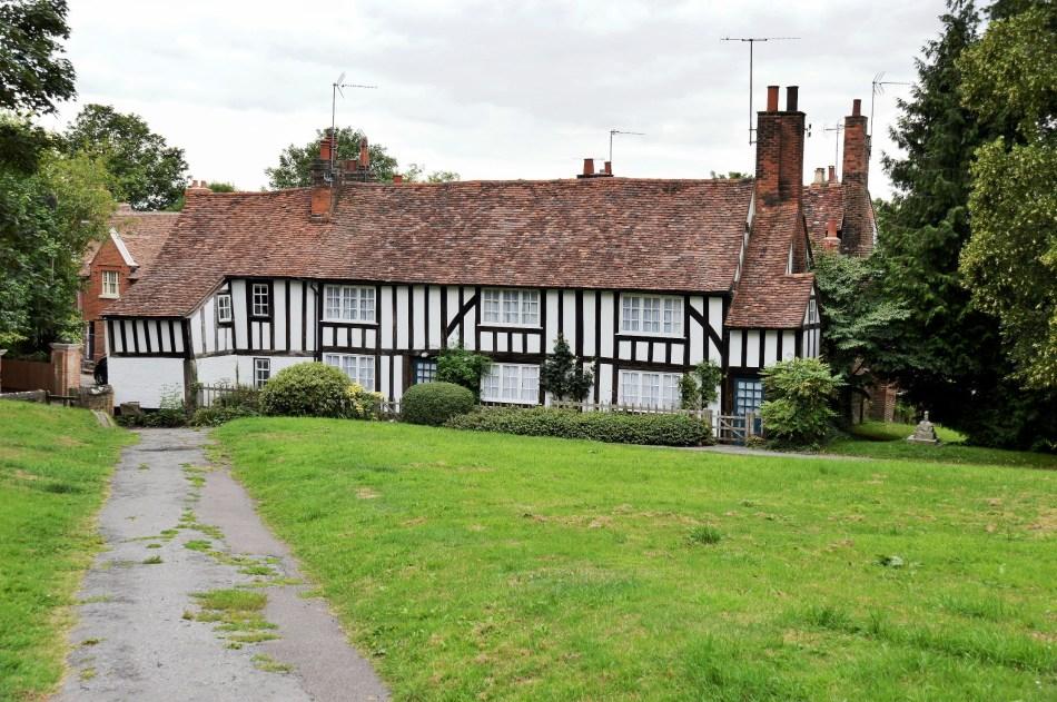 Hatfield House,Tudor Cottage