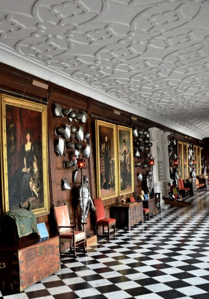 Long Hall at Hatfield House