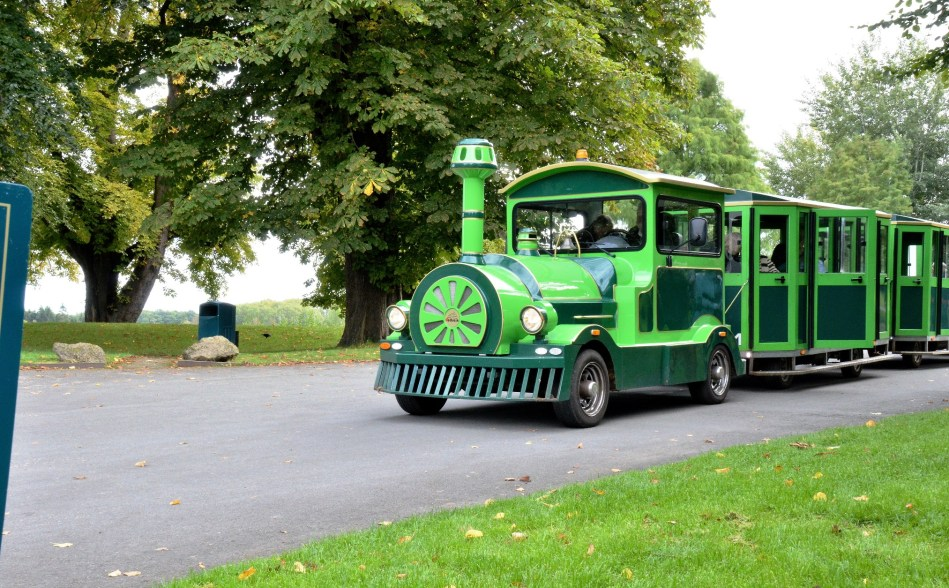 Elsie Land Train at Leeds Castle