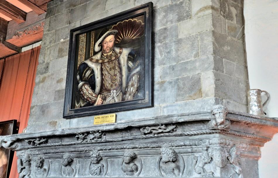 Henry VIII Leeds Castle