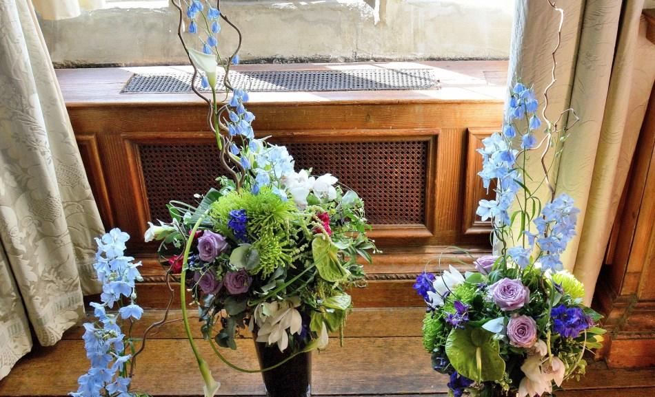 Leeds Castle Flower Festival DSC_0426