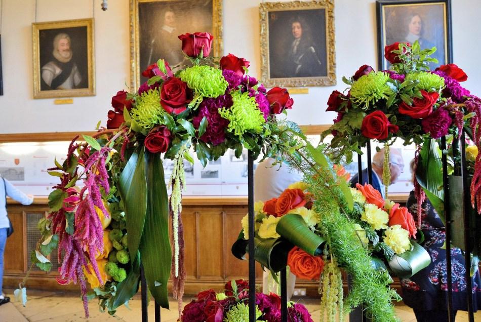 Leeds Castle Flower Festival DSC_0431