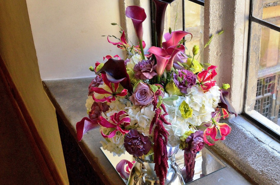Leeds Castle Flower Festival DSC_0454