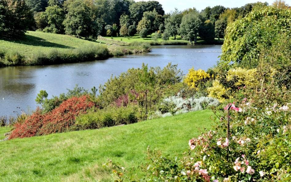 Leeds Castle Gardens - DSC_0515