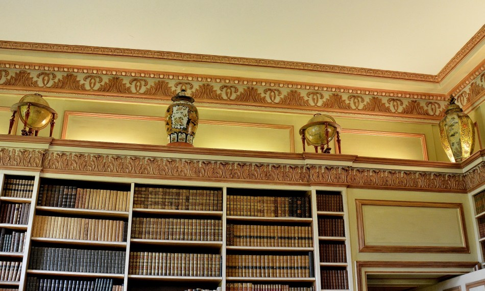 Leeds Castle Library